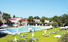Foto Hotel Apollo Palace in Messonghi ( Corfu)